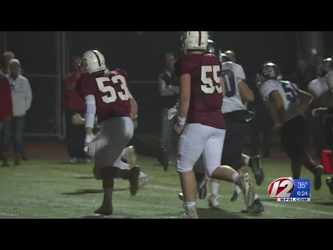 East Greenwich, Woonsocket set for Division II Super Bowl
