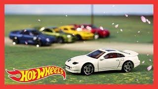 Hot Wheels Nissan. Легенды мощности   Hot Wheels
