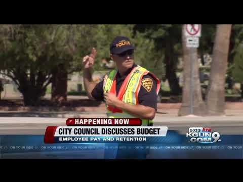 Tucson City Hall reports serious understaffing