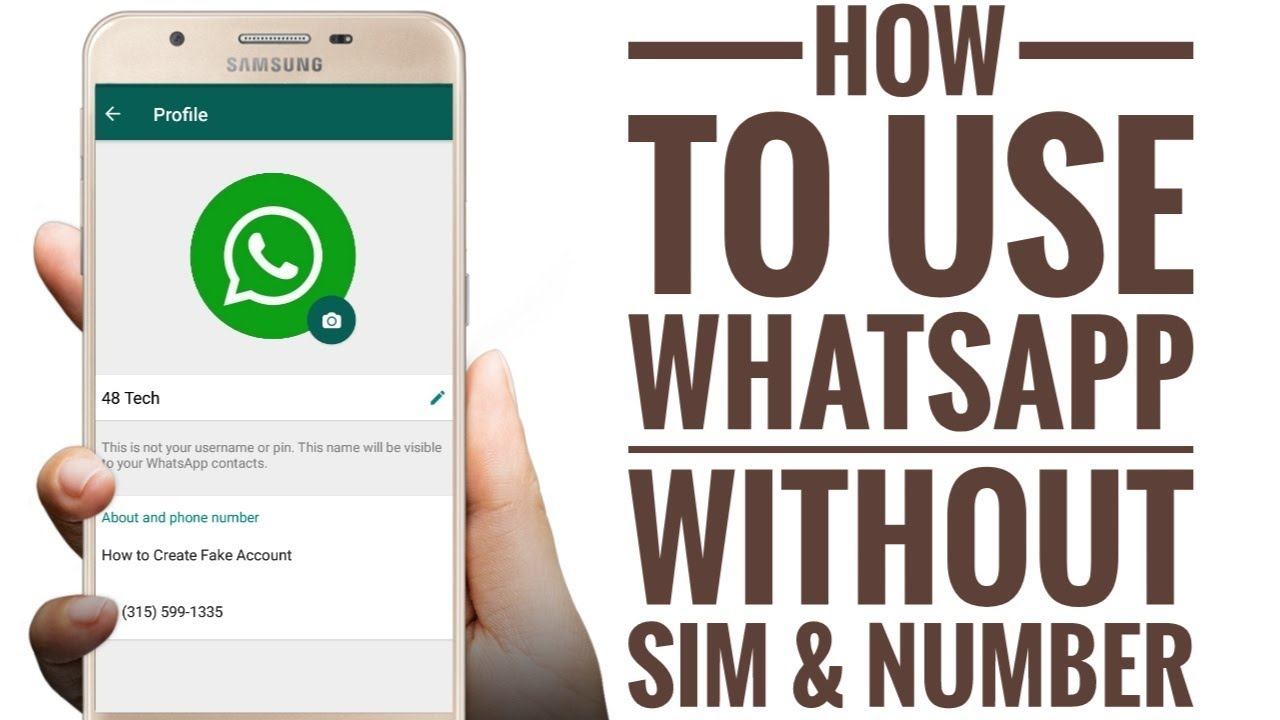 Use Whatsapp Without Contacts