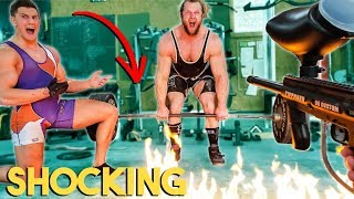 MOST PAINFUL POWERLIFTING MEET EVER