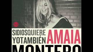 Darte Mi Vida - Amaia Montero 2014 (Audio)