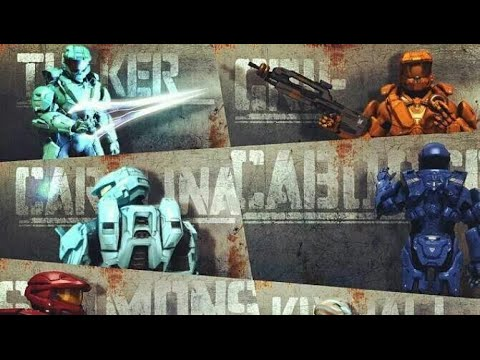 Red vs. Blue: Lose Yourself (Action Montage)