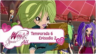 Winx Club - Temporada 6 Episodio 2 (Español Latino) - El Legendarium - COMPLETO