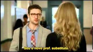 Bad Teacher trailer (legendado)