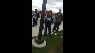 Parent vs. Student fight