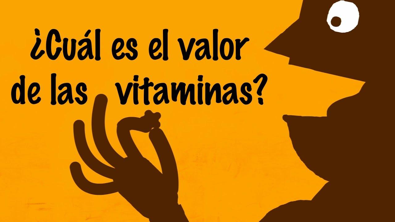 ¿Cuál es el valor de las vitaminas? - Ginnie Trinh Nguyen