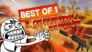BEST OF DON'T GIVE UP FORTNITE #1► BARTOUN CE FAIT TROLL SUR FORTNITE !!!