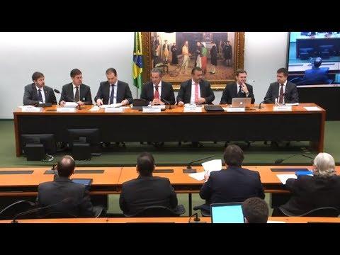 Câmara dos Deputados - Reforma da Lei de Improbidade Administrativa - 08/06/2018 - 09:37