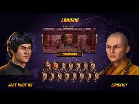 Shaolin vs Wutang |