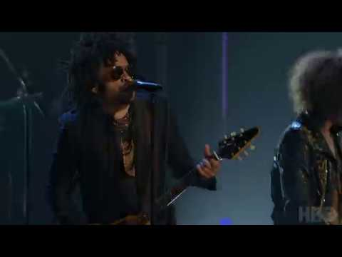 Lenny Kravitz Tribute to Prince - 2017 Rock & Roll Hall of Fame Induction Ceremony