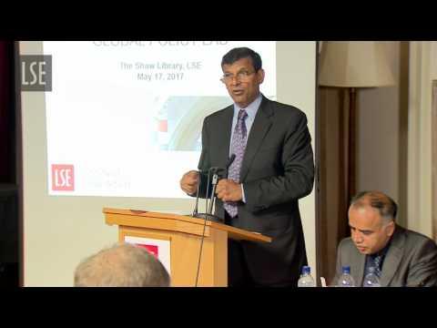 Professor Raghuram Rajan's Presentation at LSE IGA's Global Policy Lab Launch