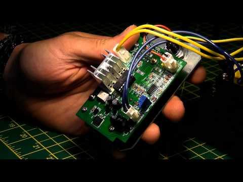 Digital Soldering Station Repair (noisy Transformer)