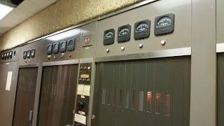 A Look at a 1950s-era AM Radio Transmitter