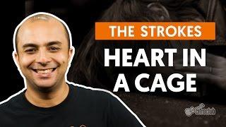 Heart In a Cage - The Strokes (aula de bateria)