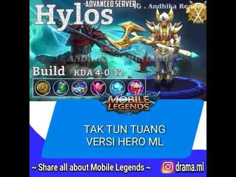 Tak ting tuang versi mobile legends