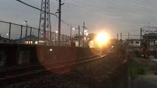 八高北線 北藤岡駅発車