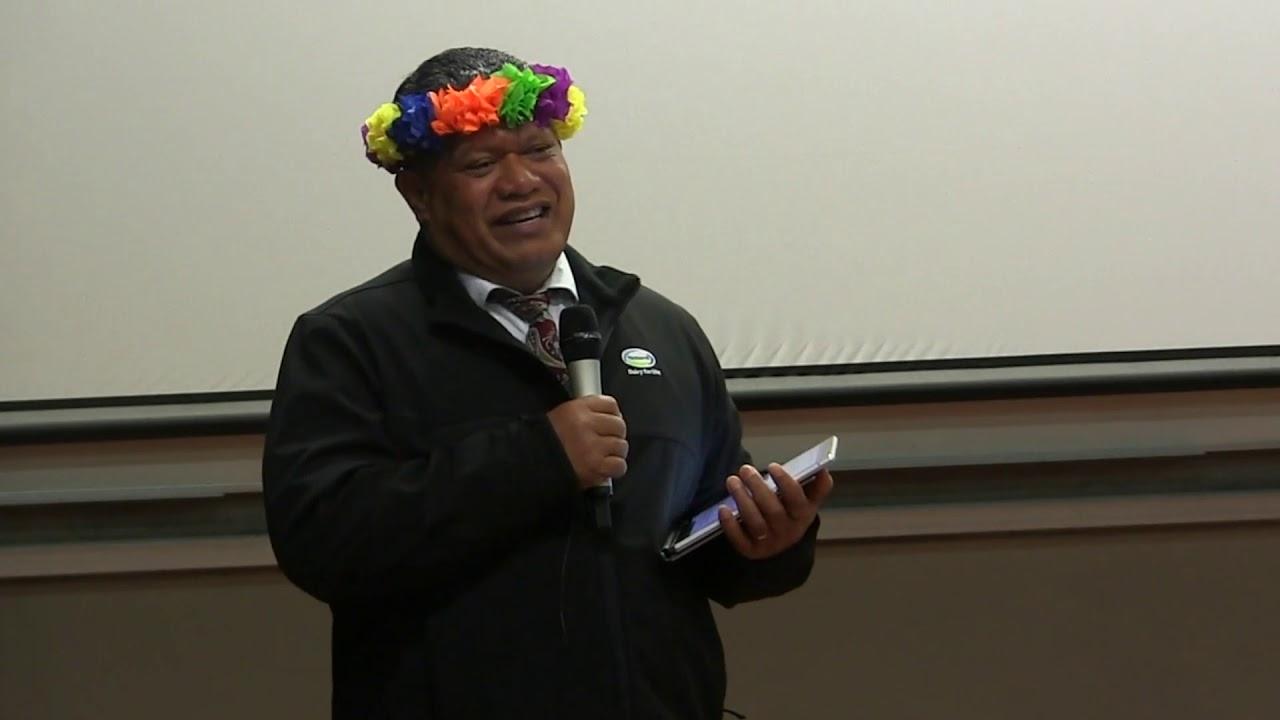 Kiribati Language Week 2020 - Professor Palatasa Havea - Keynote  | Massey University