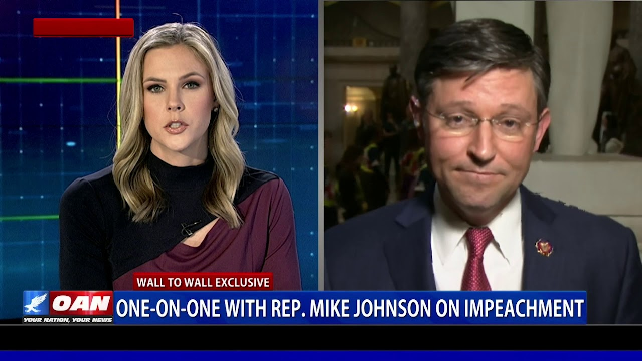 Wall to Wall: Greta previews President Trump's defense team's opening arguments with Rep. Johnson -