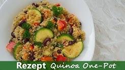 GESUNDES und SCHNELLES REZEPT - Quinoa One Pot-Rezept