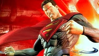 Injustice Gods Among Us - Versus Multiplayer Gameplay