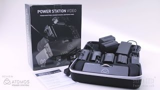 Atomos Power Station -The Review Teaser