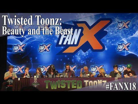 Twisted Toonz - Beauty and the Beast - FanX 2018
