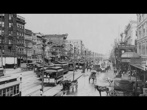Canal Street Blues ( King Oliver ) - Dry Bayou Rag Band
