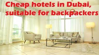 TOP Rekommendation Cheap Hotels, Hostel and Apartement in Dubai