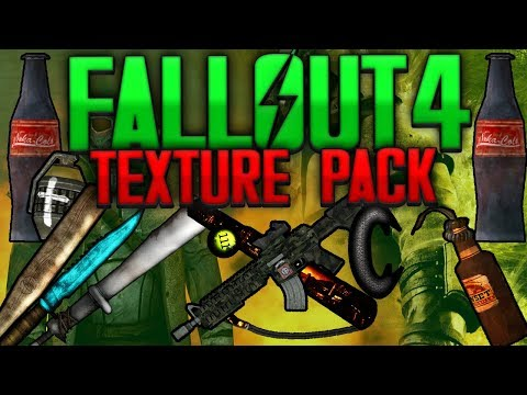 MINECRAFT\Fallout 4 texture pack and exploration