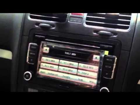 Rcd510 upgrade navigation