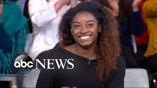 Simone biles and Olympics 2019