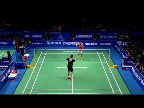 Lin Dan Vs. Lee Chong Wei - best rallies and highlights from Asian Championship