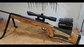 Long Range Shooting With The Xisico Sentry 22 - YouTube