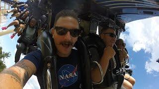 New Roller Coaster At Busch Gardens Tampa 2016 | Cobra