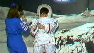 Going to US Space Camp