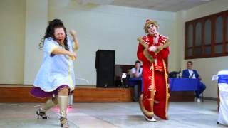 Боня и Кузьмич - Иван Васильевич меняет профессию ( Свадьба 2014 )