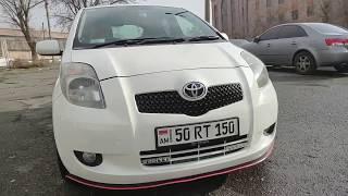 Toyota Vitz, 2006 թ.
