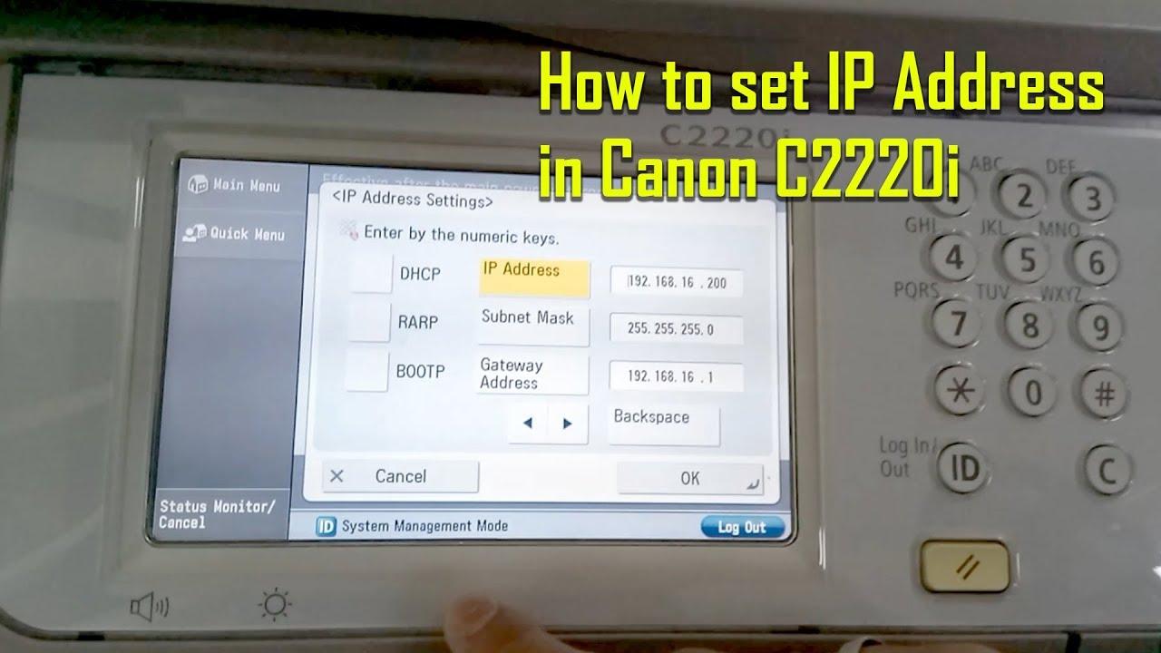 canon ir-adv c5250 drivers windows 10