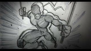 Join my FREE TRAINING - Secrets To Drawing Action Poses!