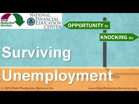 Surviving Unemployment