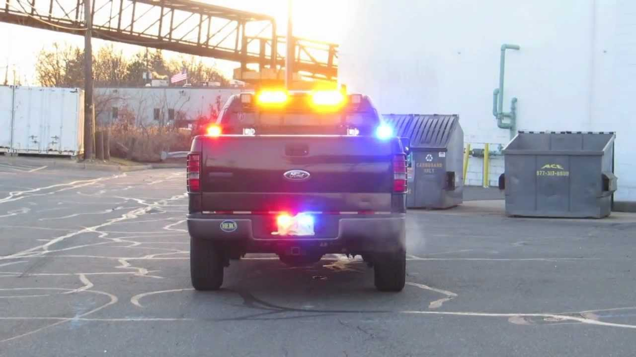 2005 Ford F150 Fx4 >> 2005 Ford F150 Fire/EMS POV LED 360 - YouTube