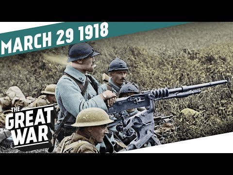 Backs To The Wall - All Eyes On Amiens I THE GREAT WAR Week 192