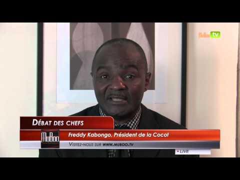 Débat des présidents de la Communauté congolaise de la Grande Région de Toronto