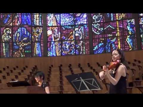 Holy, holy, holy (John Bacchus Dykes) - Violín y órgano