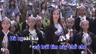 Cơn mưa mùa đông - Karaoke - Khang Duy