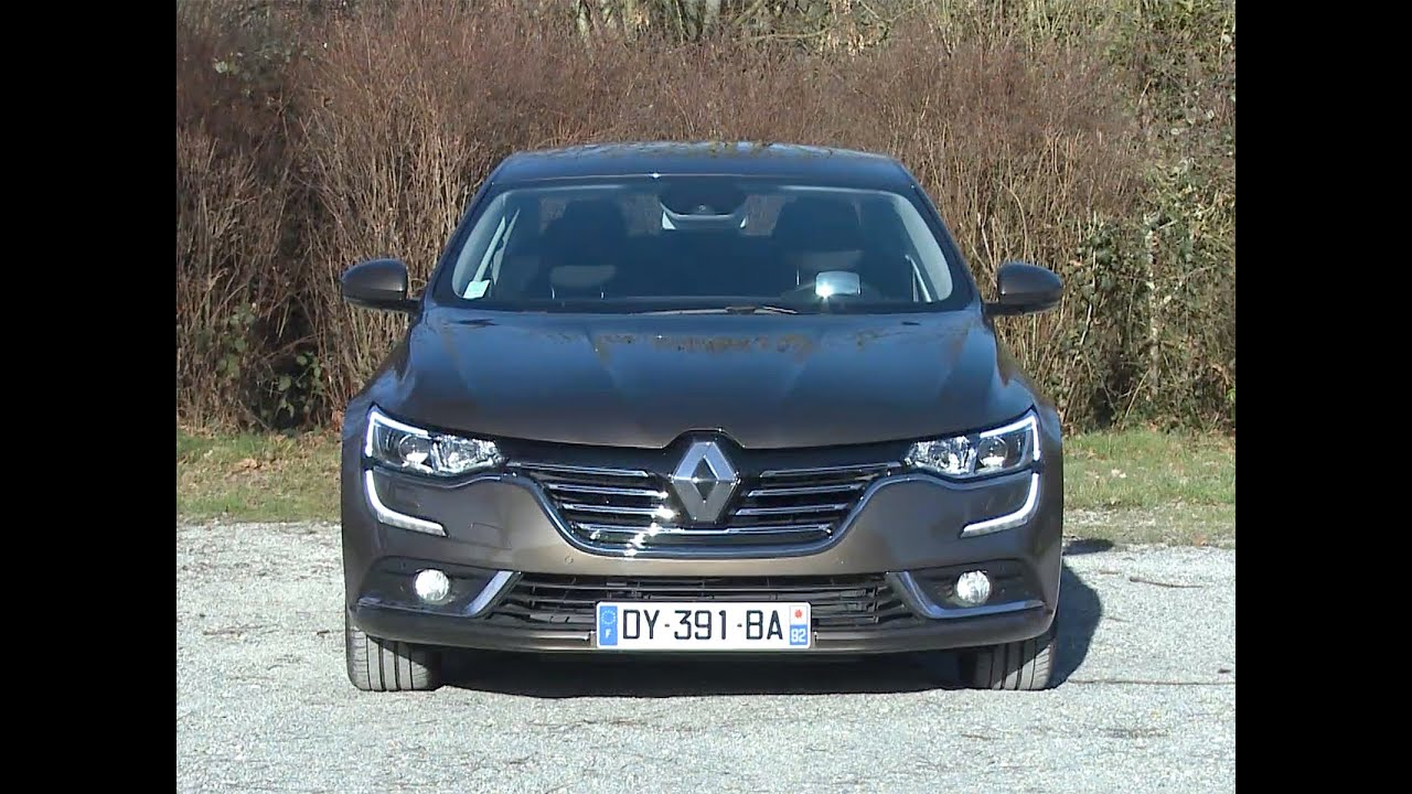 essai renault talisman dci 110 business 2016 youtube. Black Bedroom Furniture Sets. Home Design Ideas