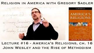 """Religion in America #16: """"America"""