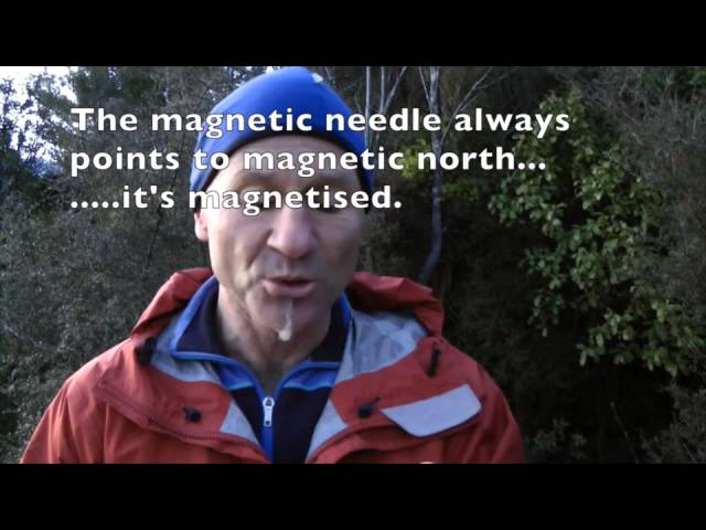 Orienteering - Turning or Orienting the Map