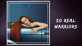 Jess Glynne - So Real Warriors (Lyrics)